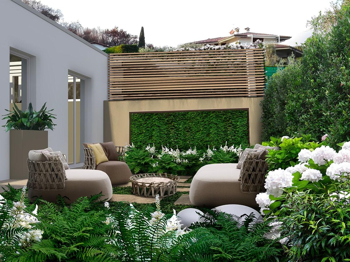 Progettare Un Giardino In Campagna giardini - verde progetto