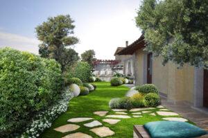 progetto Giardino informale