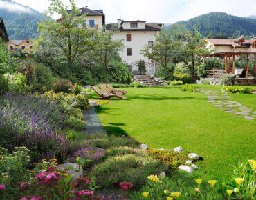 giardino hotel dolomiti