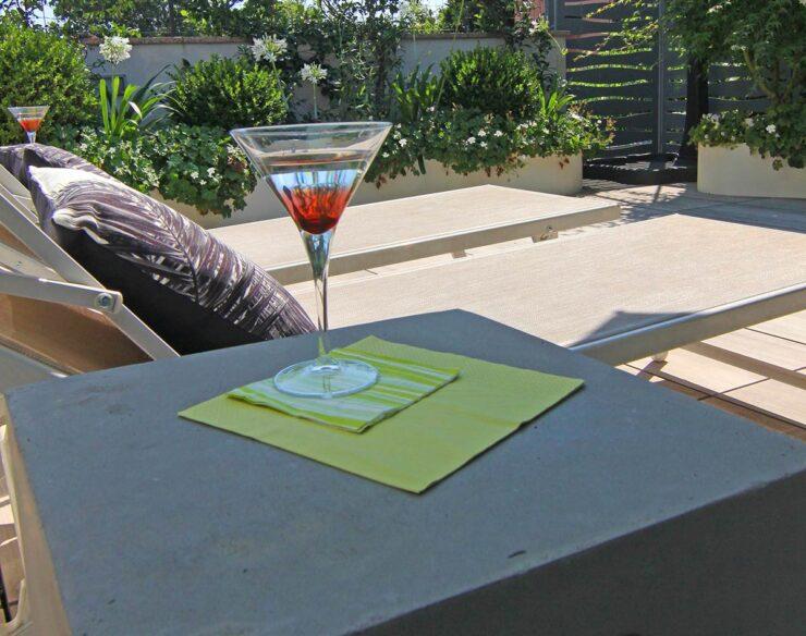 terrazzo drink