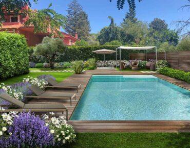 giardino a Roma