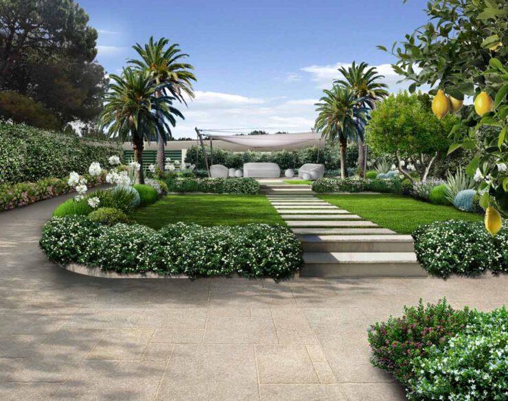 giardino a taranto