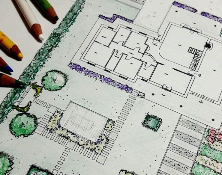 Come progettare il giardino