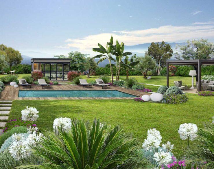 Il giardino campagna Benevento