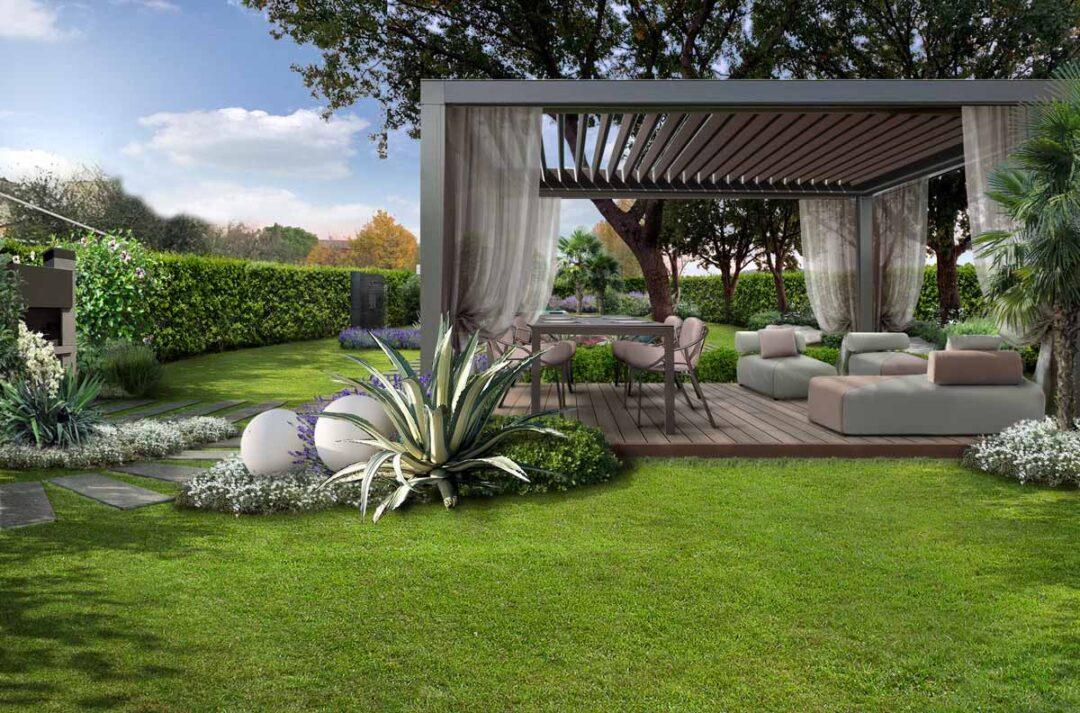 giardino del benessere a Rimini