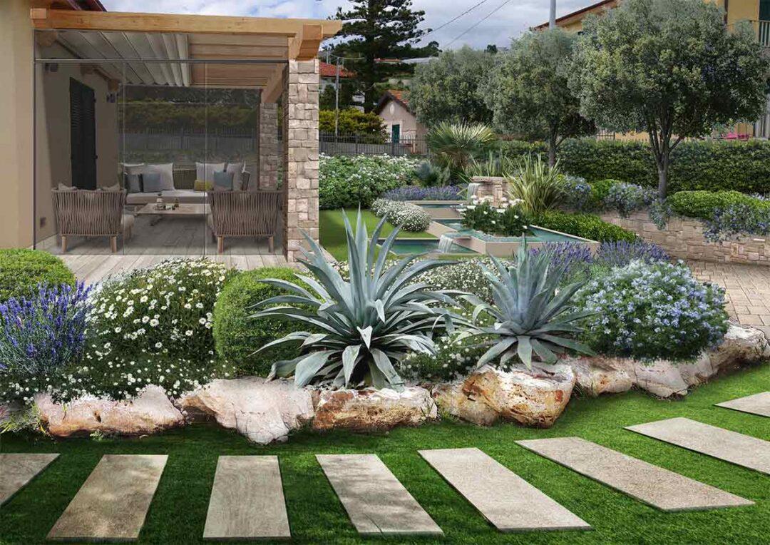 giardino roccioso Imperia